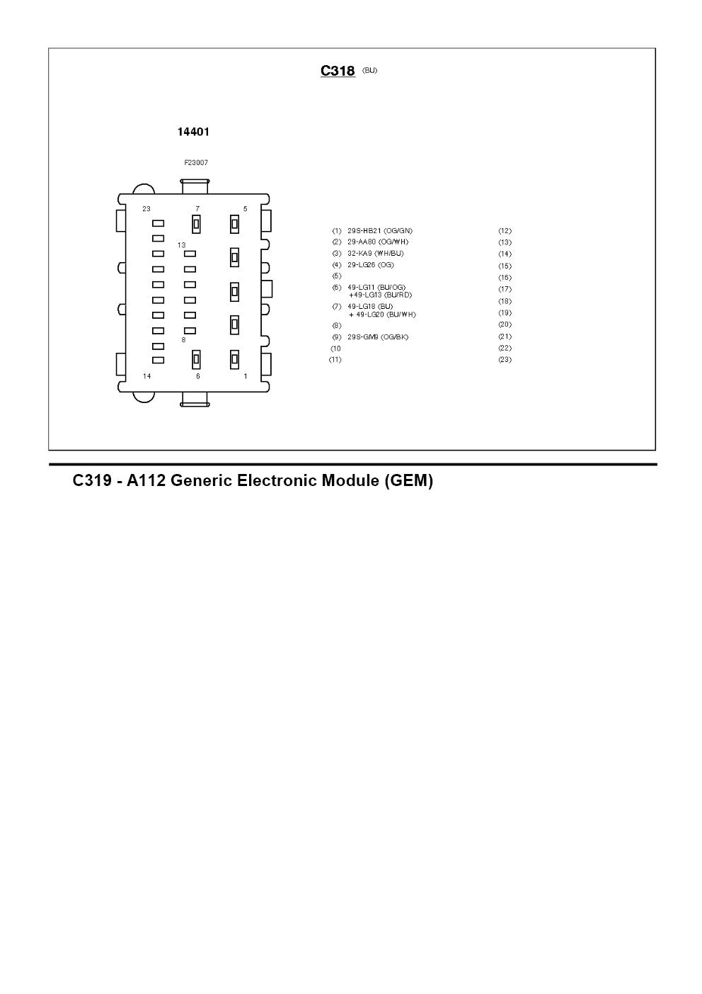 Mk6 Fiesta Remote Central Locking - Page 2