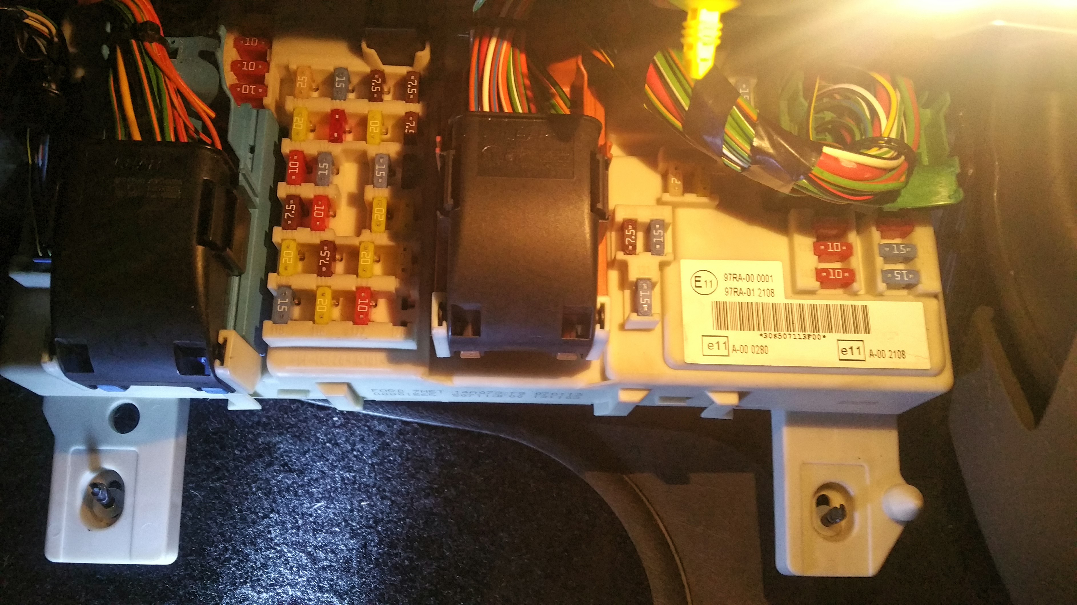 fuse box ford focus 51 plate central    fuse       box    seems wrong     ford       focus    club    ford     central    fuse       box    seems wrong     ford       focus    club    ford