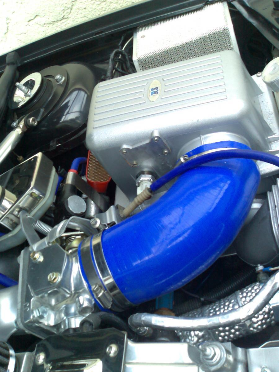 70 mm Mustang Throttle body RS2K MK6