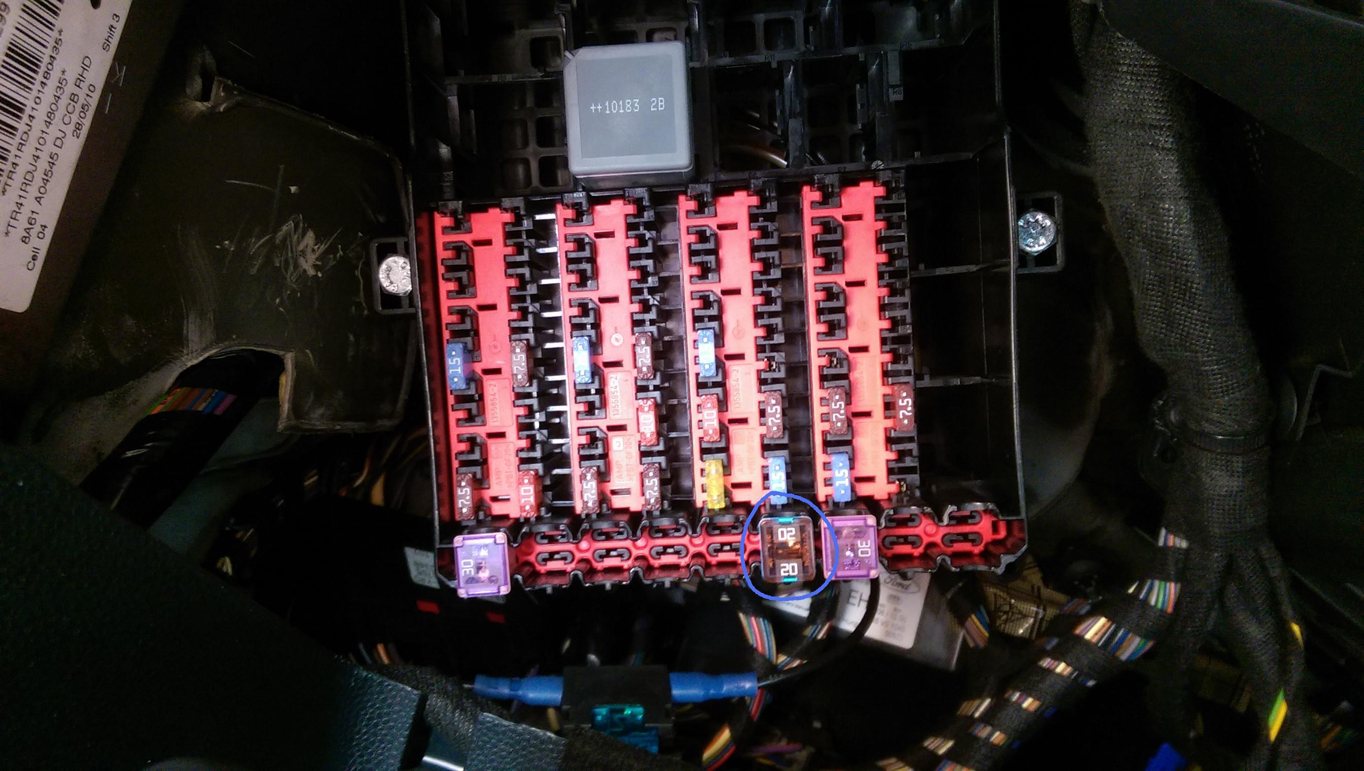 fiesta 12v socket not working - ford fiesta club - ford owners club - ford  forums  ford owners club