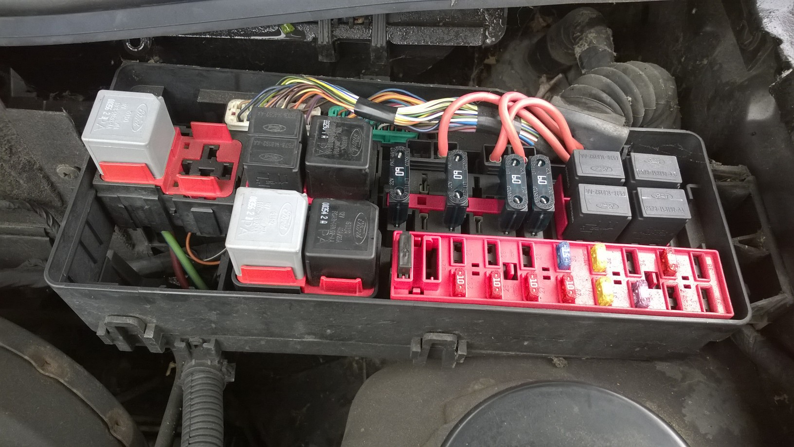 Fiesta mk4 fuel pump relay - Ford Fiesta Club - Ford Owners Club - Ford  ForumsFord Owners Club