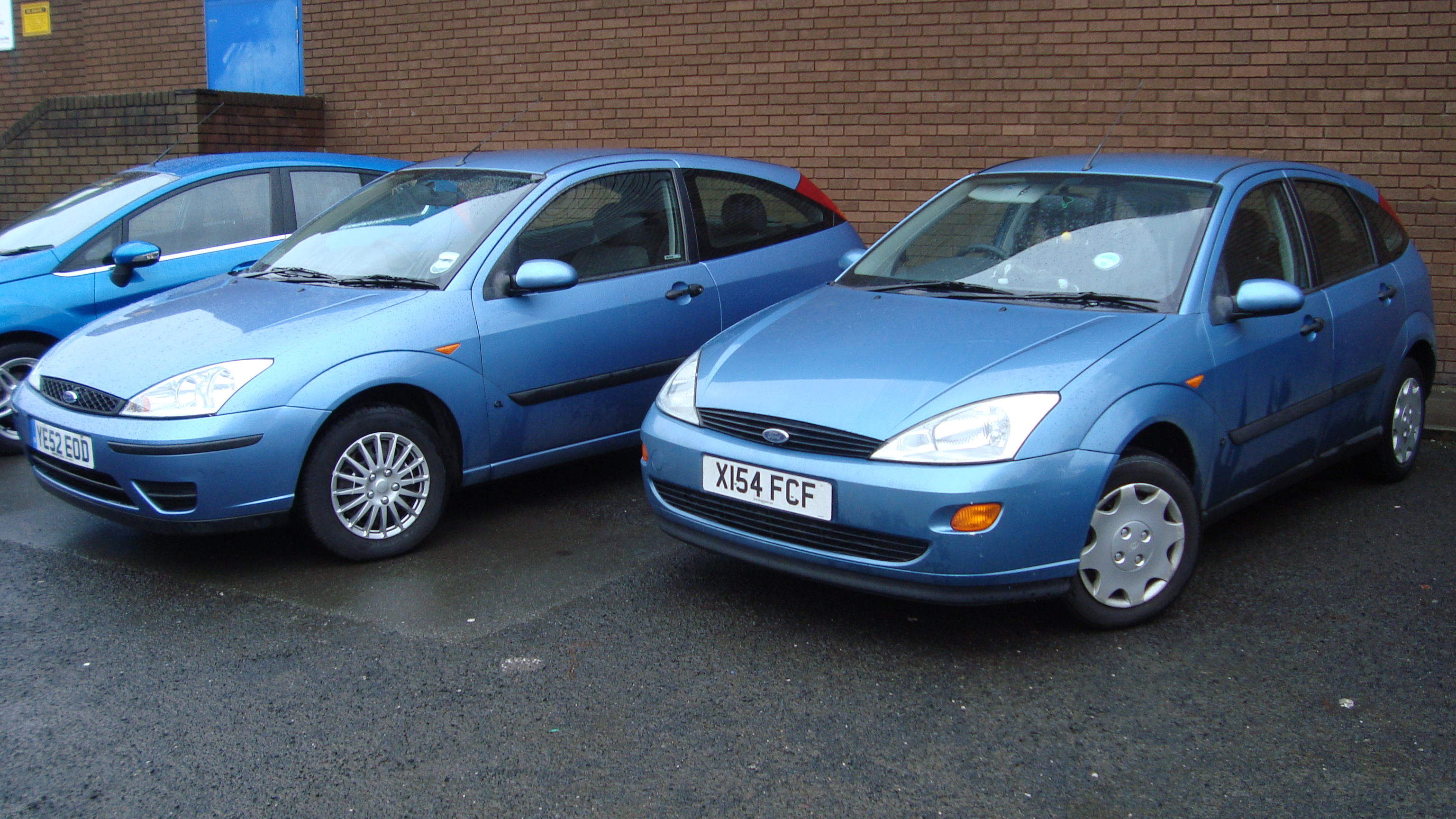 Difference Between A 2000 Focus And A 2003 Ford Focus Club Ford Owners Club Ford Forums