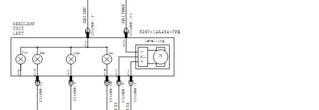 Headlight Wiring Diagram - Ford C-max Club - Ford Owners Club
