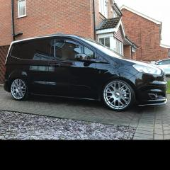 Ford Transit Courier Van My Project Ford Project And Build Threads Ford Owners Club Ford Forums