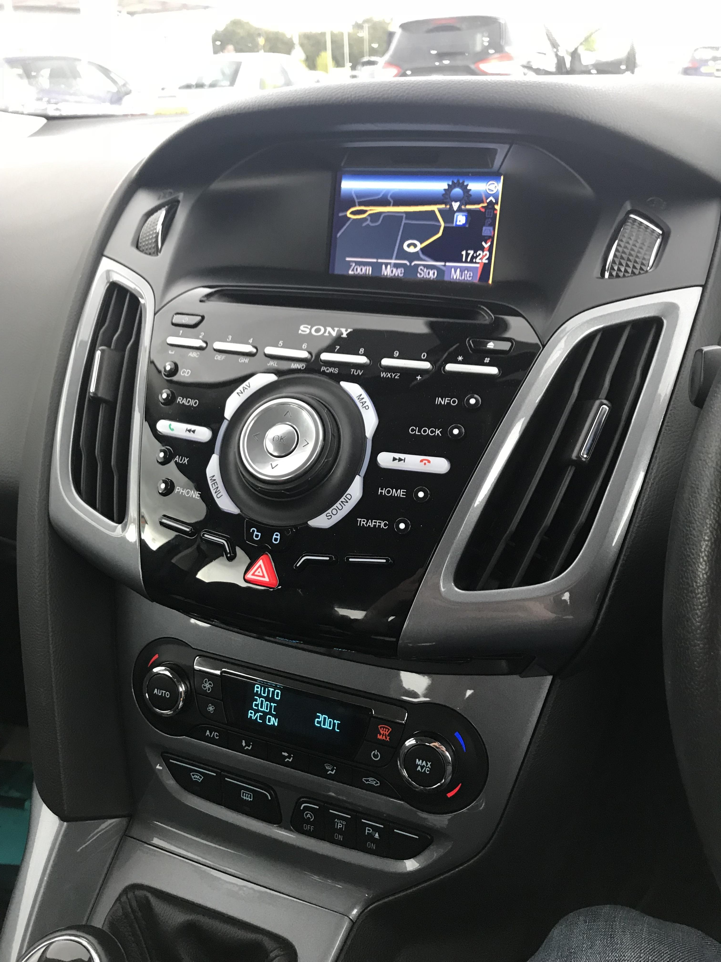 Mk3 Prefacelift Sync 2 8 Touchscreen Upgrade How To Guide With Pics Ford Focus Club Ford Owners Club Ford Forums