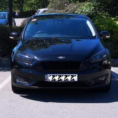 Black Front Grill Or Not Ford Focus Club Ford Owners Club