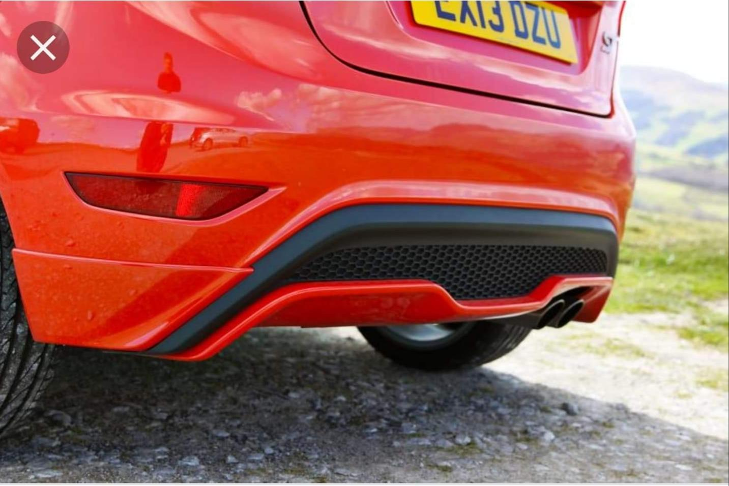 1 0 Ecoboost Upgraded Diffuser Ford Fiesta Club Ford Owners Club Ford Forums