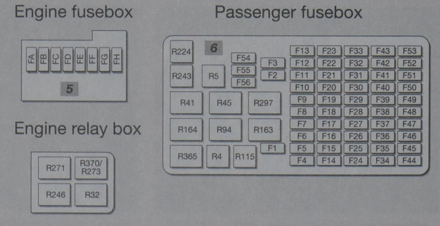Fiesta Ghia 2008 16v 1 4 Wiring Diagram